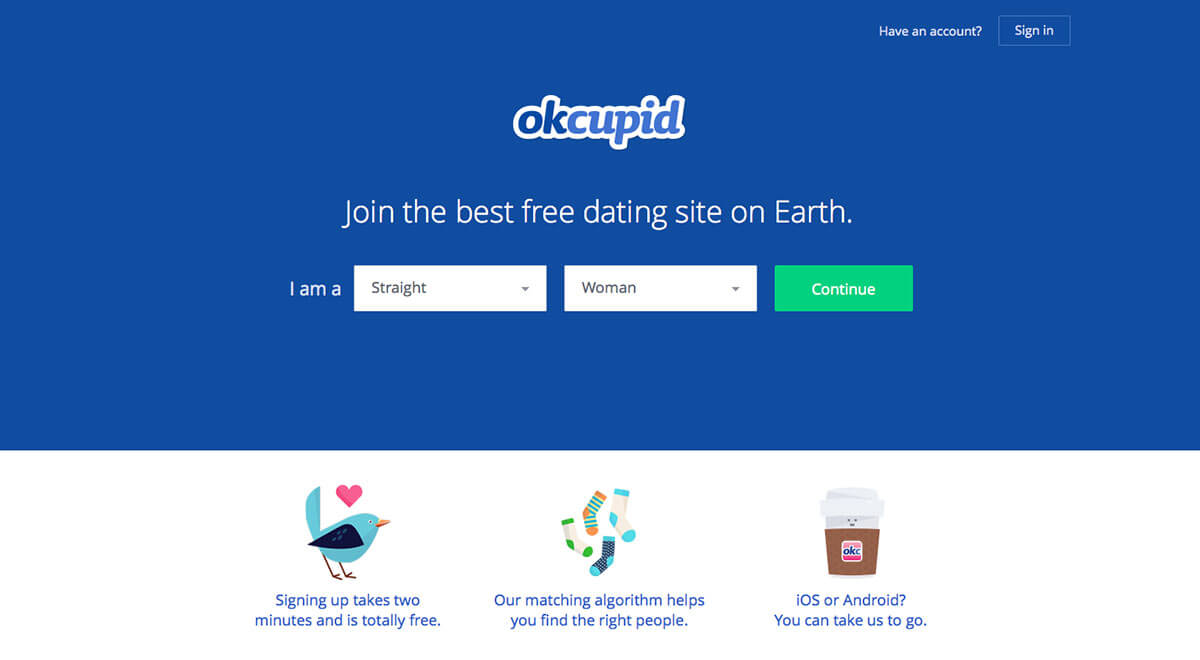 Okcupid partnersuche