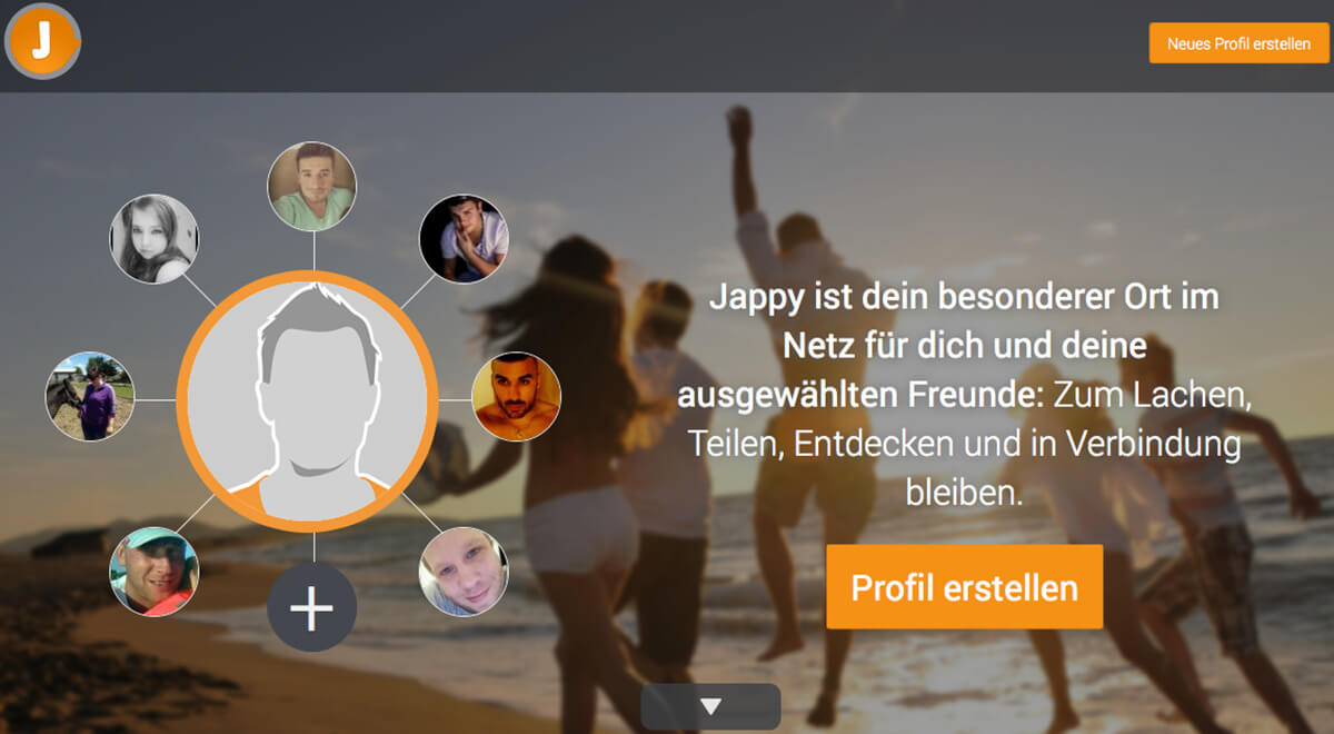 Partnersuche jappy