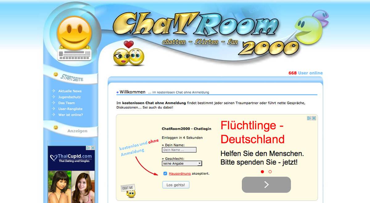 Kostenlose single chatrooms