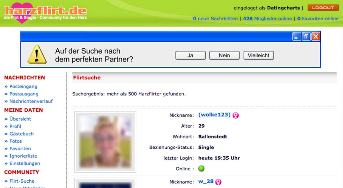 User-bewertungen für die beste dating-site für über 50